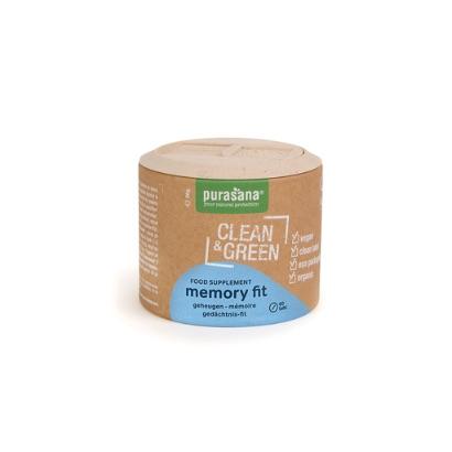 PURASANA Clean&Green Memory Fit