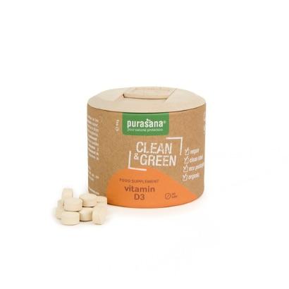 PURASANA Clean&Green Vitamin D3