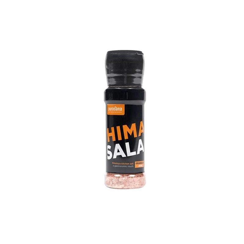 Purasana Himalajska sol v mlinčku – 180 g