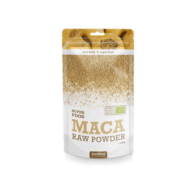 Purasana Maca v prahu – organska 200 g