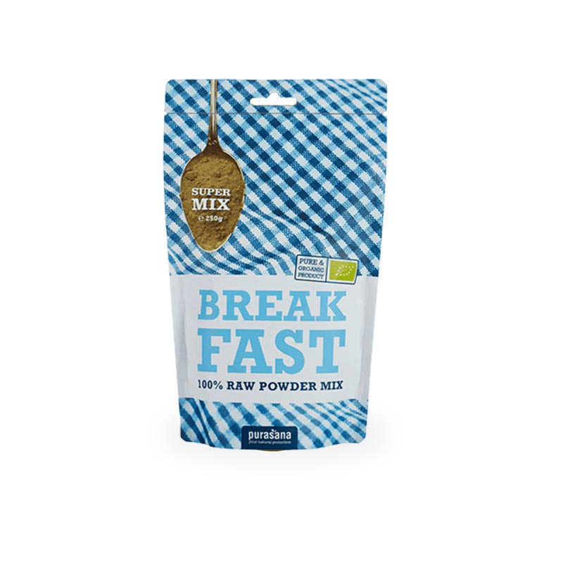 Purasana Breakfast mix – 250g