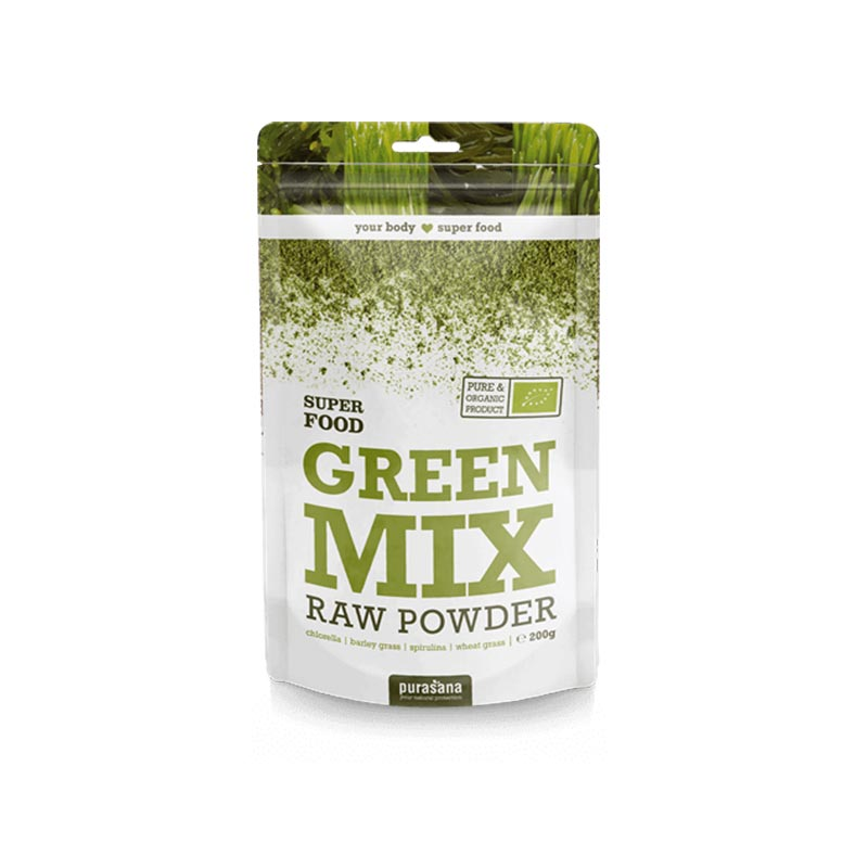 Purasana Green Mix – 200g