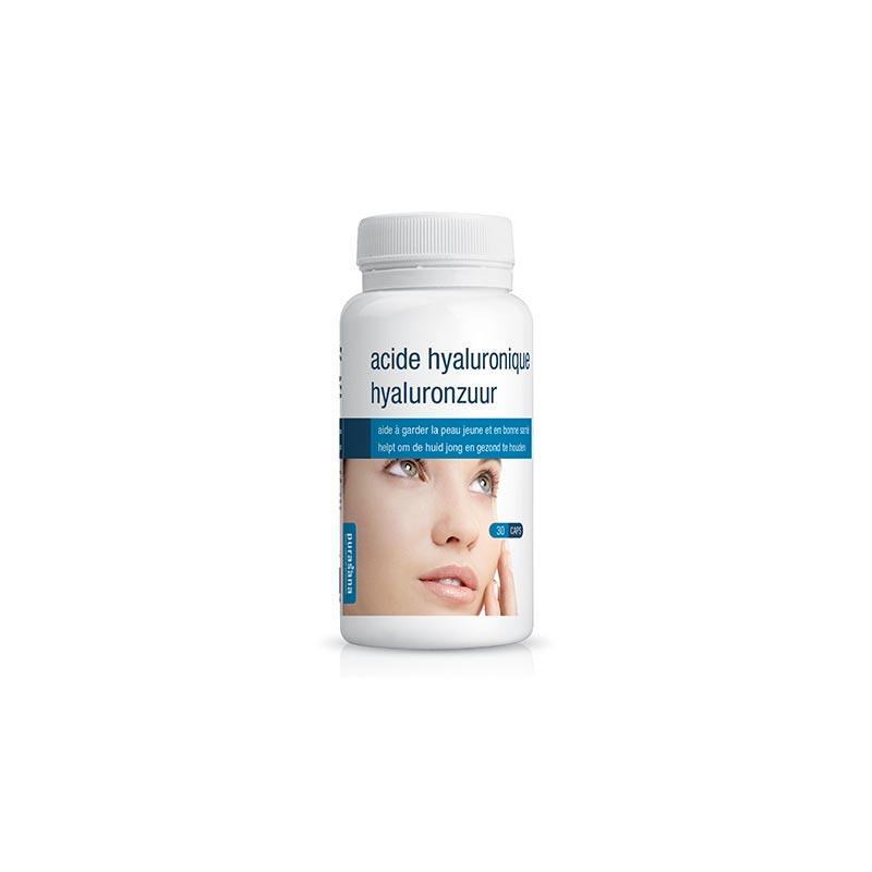 Purasana Hialuronska kislina v kapsulah – 30 kapsul
