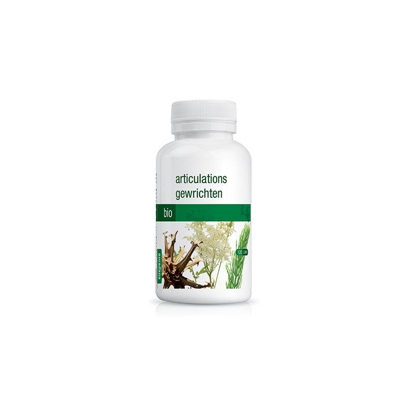Purasana Joints Mešanica rastlin za sklepe – 120 kapsul
