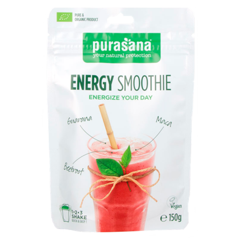 Purasana Energy Smoothie – 150 g